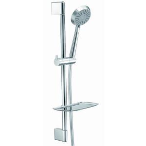 Sloane Slide Rail Shower Kit with 3 Function Hand Shower