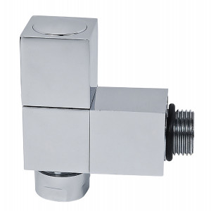 Angled Square Radiator Valves