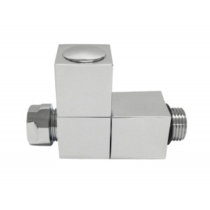 Straight Square Radiator Valves