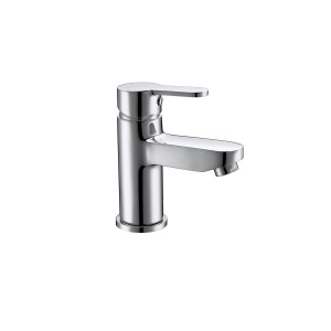 Luna Basin Mixer with Sprung Waste