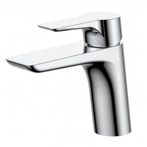 Espada Mini Basin Mixer with Sprung Waste