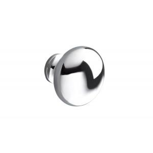 Holborn Round Cabinet Handle - Chrome