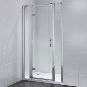Identiti² 8mm Hinged Semi-Frameless Door