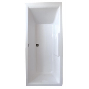 Legend Square Single-Ended Straight Bath