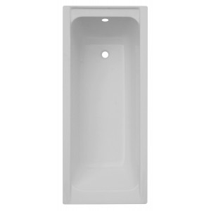 Linear Round Single-Ended Straight Bath