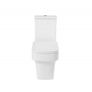 Medici Flush-to-Wall Toilet with Soft-Close Seat