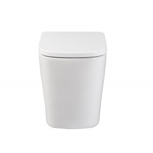 Modo Back-to-Wall Toilet with Soft-Close Seat