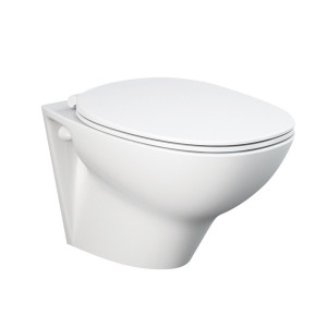 Morning Wall-Hung Toilet with Soft-Close Seat