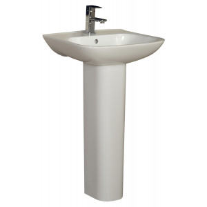 Origin 62 Full Pedestal Basin