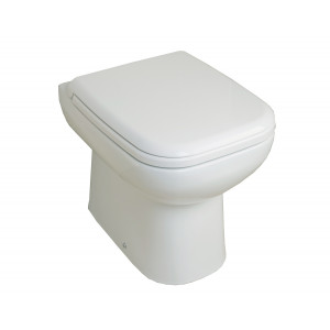 Origin 62 Back-to-Wall Toilet with Soft-Close Seat