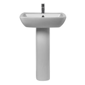 Piccolo 570mm Full Pedestal Basin