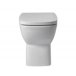 Piccolo Back-To-Wall Toilet with Soft-Close Seat