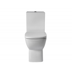 Piccolo Close Coupled Toilet with Soft-Close Seat