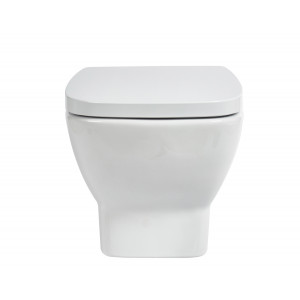 Piccolo Wall-Hung Toilet with Soft-Close Seat