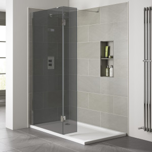 Prestige² 10mm Tinted Walk-In Front Panel