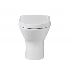 Resort Back-to-Wall Toilet with Soft-Close Seat