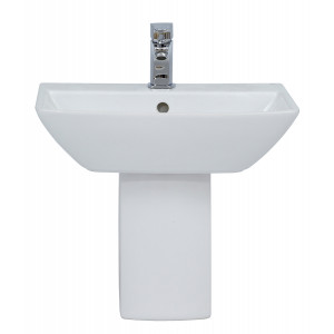 Summit 500mm Semi-Pedestal Basin