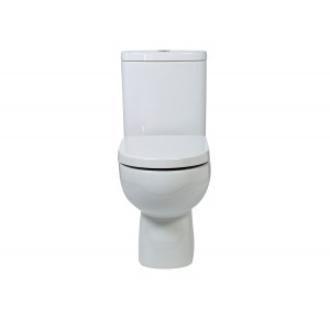 Tonique Close Coupled Toilet with Soft-Close Seat