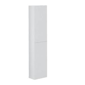 Vida 300mm Tall Wall Unit - White Gloss