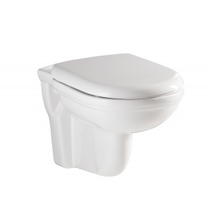 Washington Wall-Hung Toilet with Soft-Close Seat