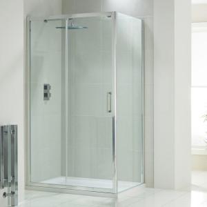 Aquaglass+ Drift 8mm Sliding Door