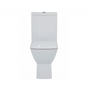 Summit Close Coupled Toilet with Soft-Close Seat