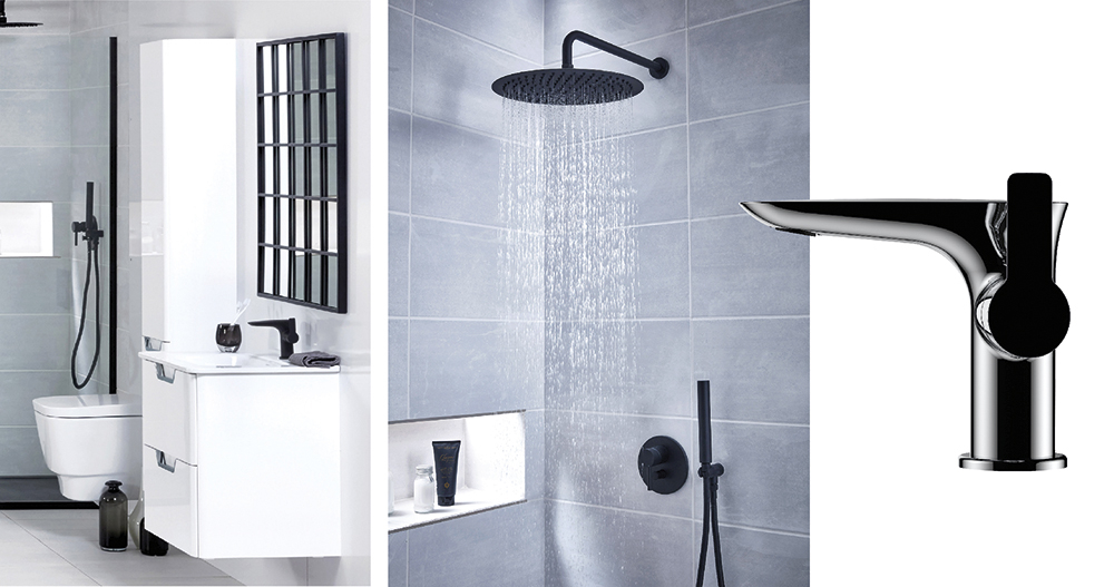 Making Monochrome Work for You | FrontlineBathrooms.com